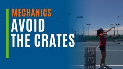 Avoid the Crates