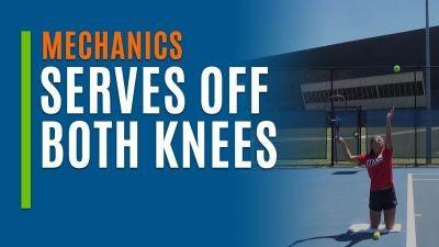 Serves Off Both Knees