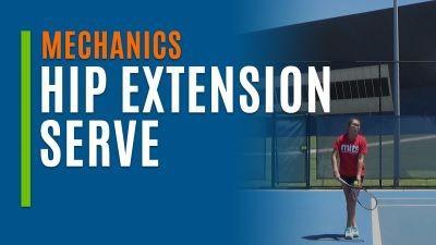 Hip Extension Serve