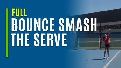 Bounce Smash the Serve