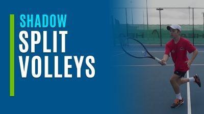Split Volleys