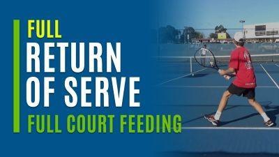 Return of Serve (Full Court Feeding)
