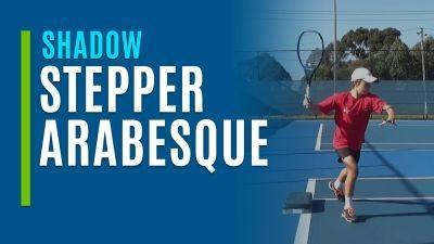 Stepper Arabesque