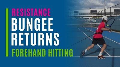 Bungee Returns (Forehand Hitting)