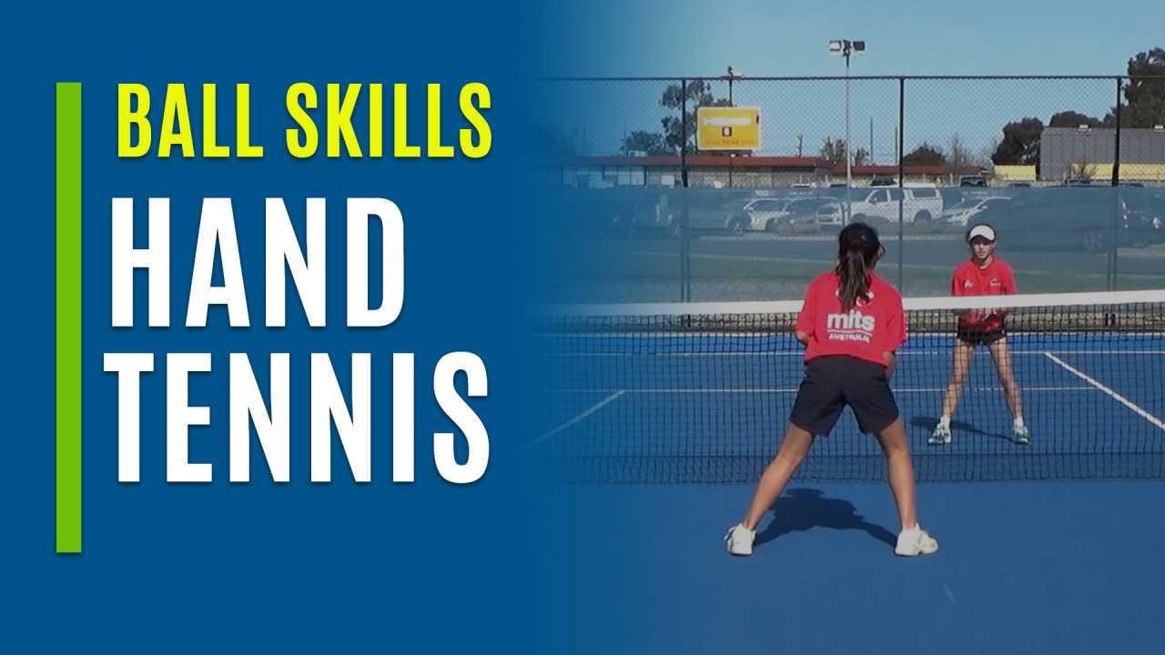 Hand Tennis