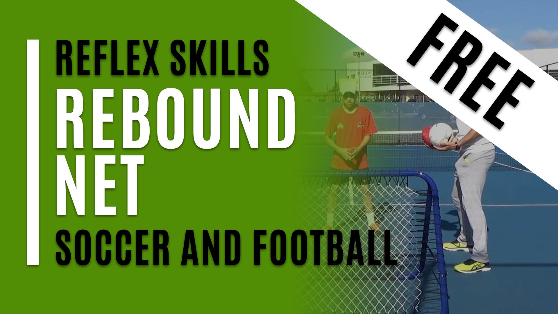 Rebound Net Soccer and Football