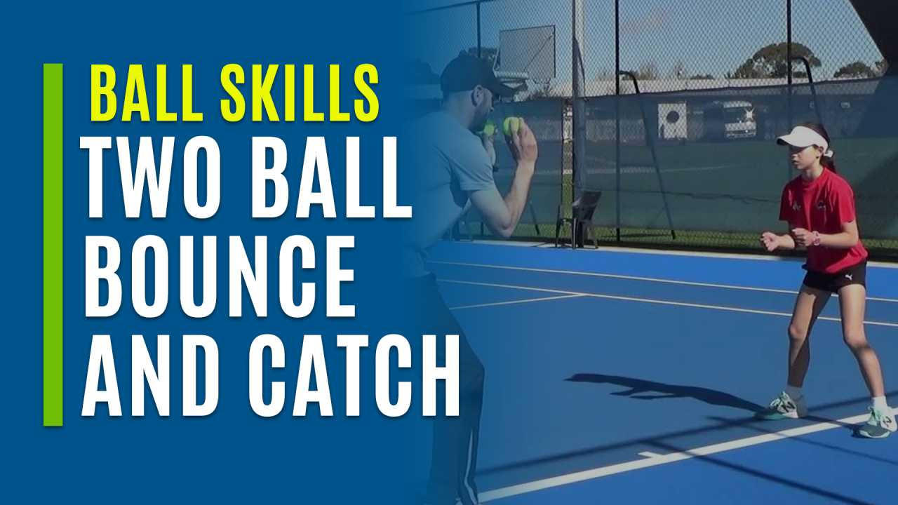 Two Ball Bounce and Catch