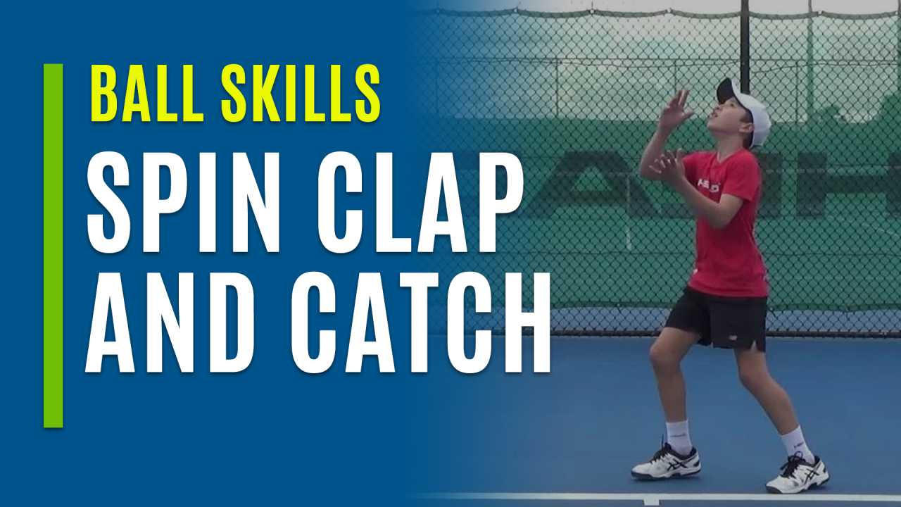 Spin Clap and Catch