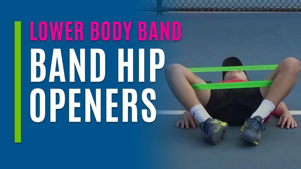 Band Hip Openers