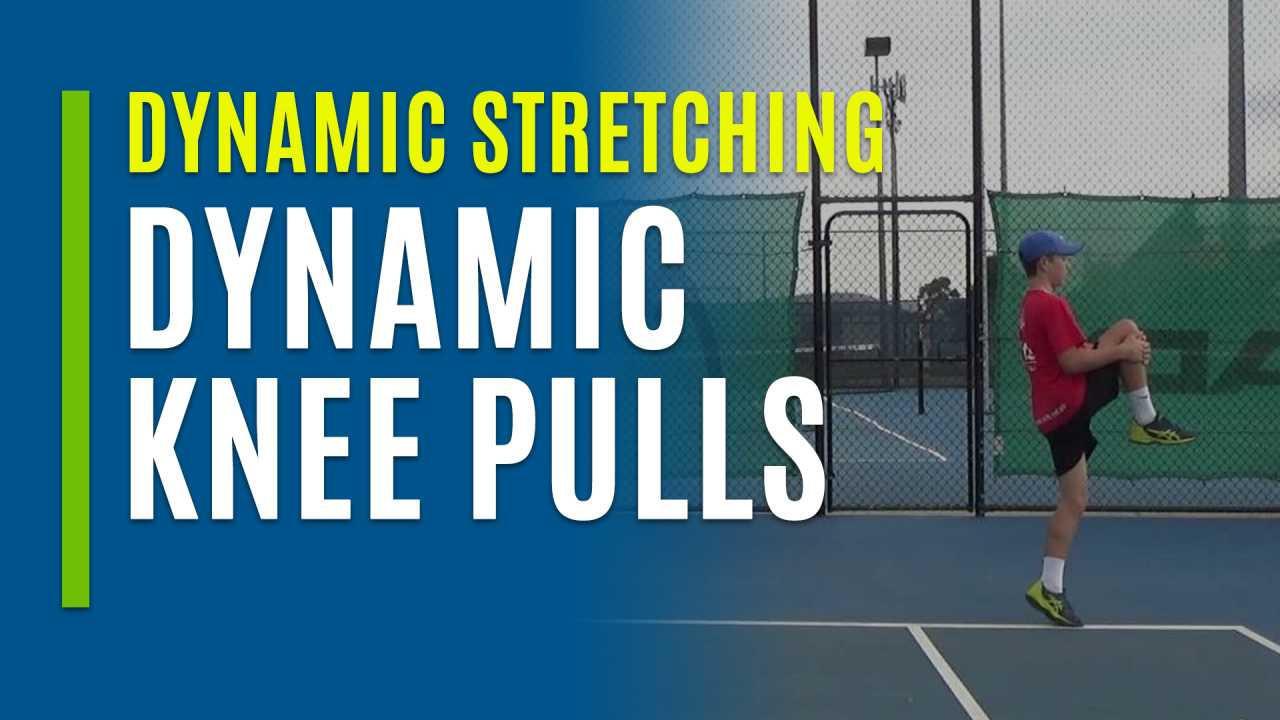 Dynamic Knee Pulls