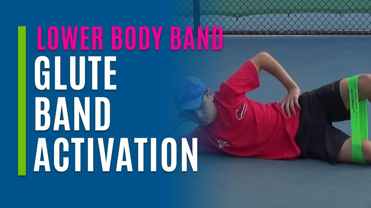Glute Band Activation