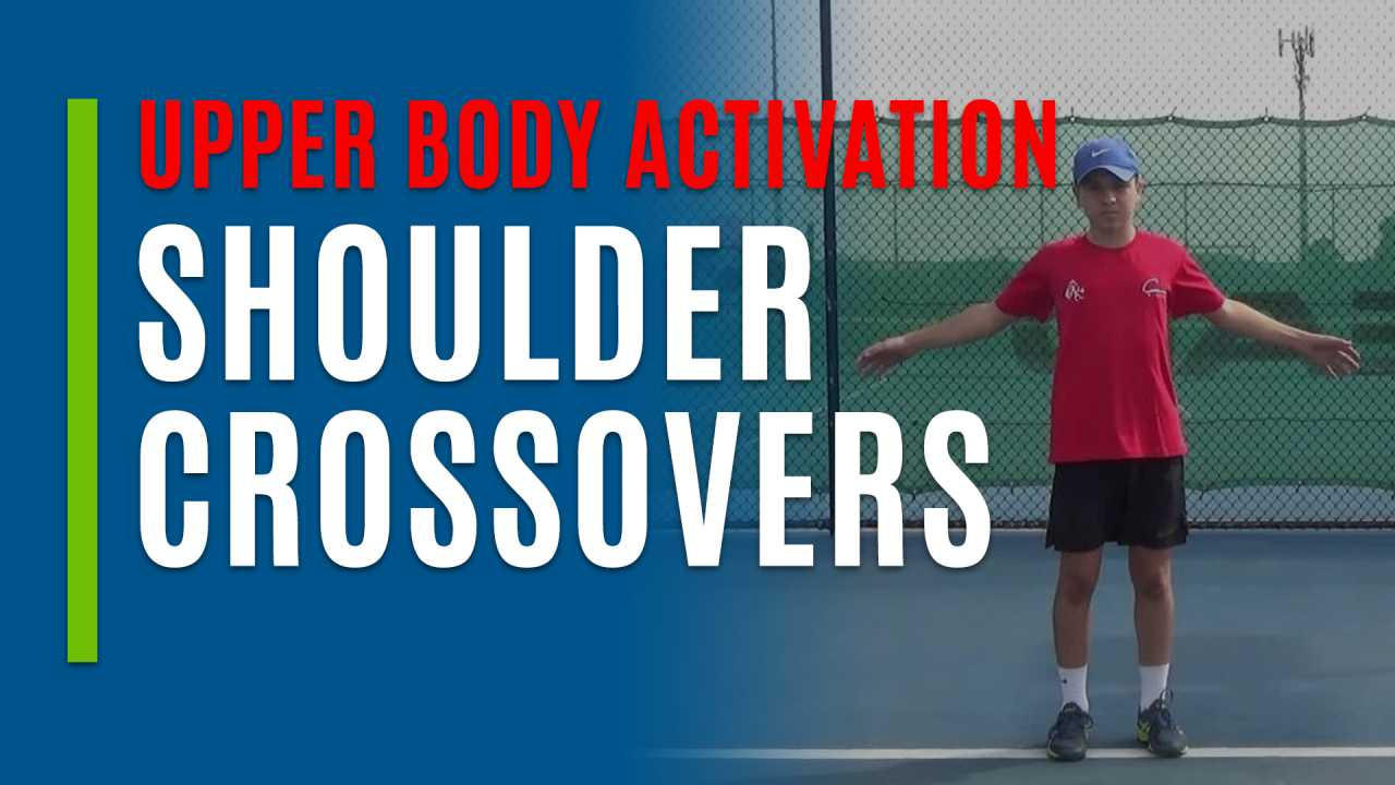 Shoulder Crossovers