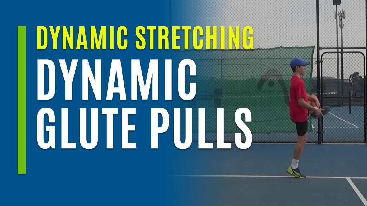 Dynamic Glute Pulls