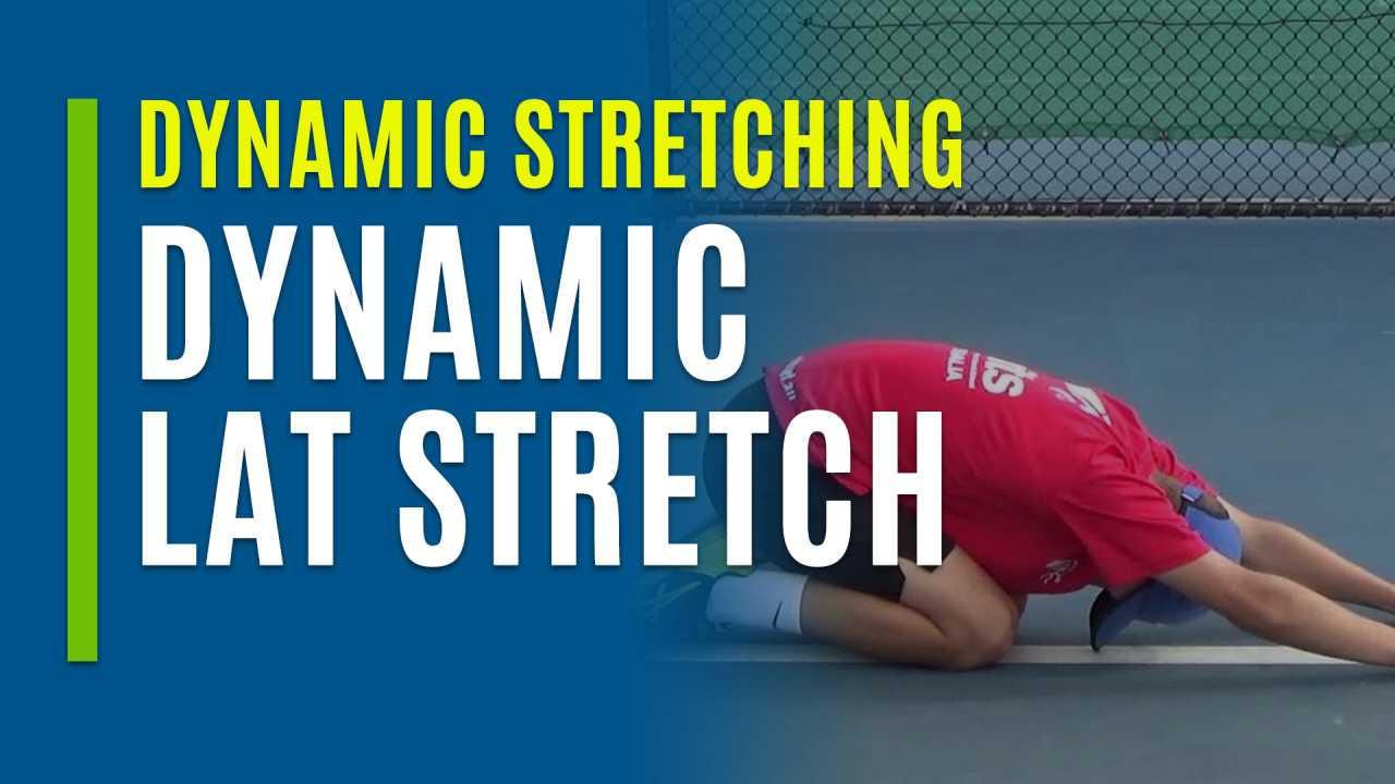 Dynamic Lat Stretch