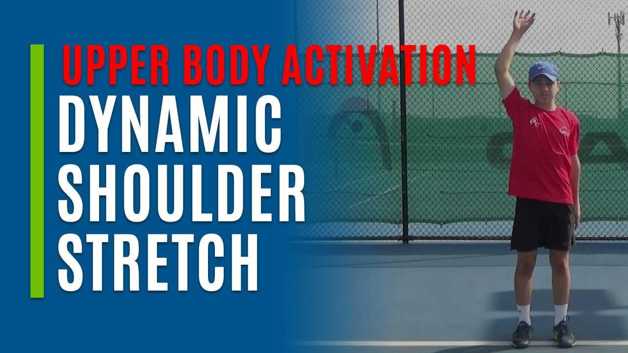 Dynamic Shoulder Stretch