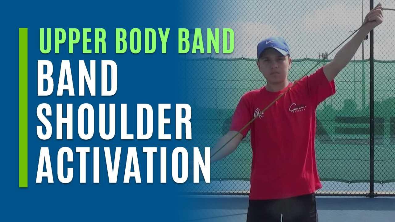 Band Shoulder Activation