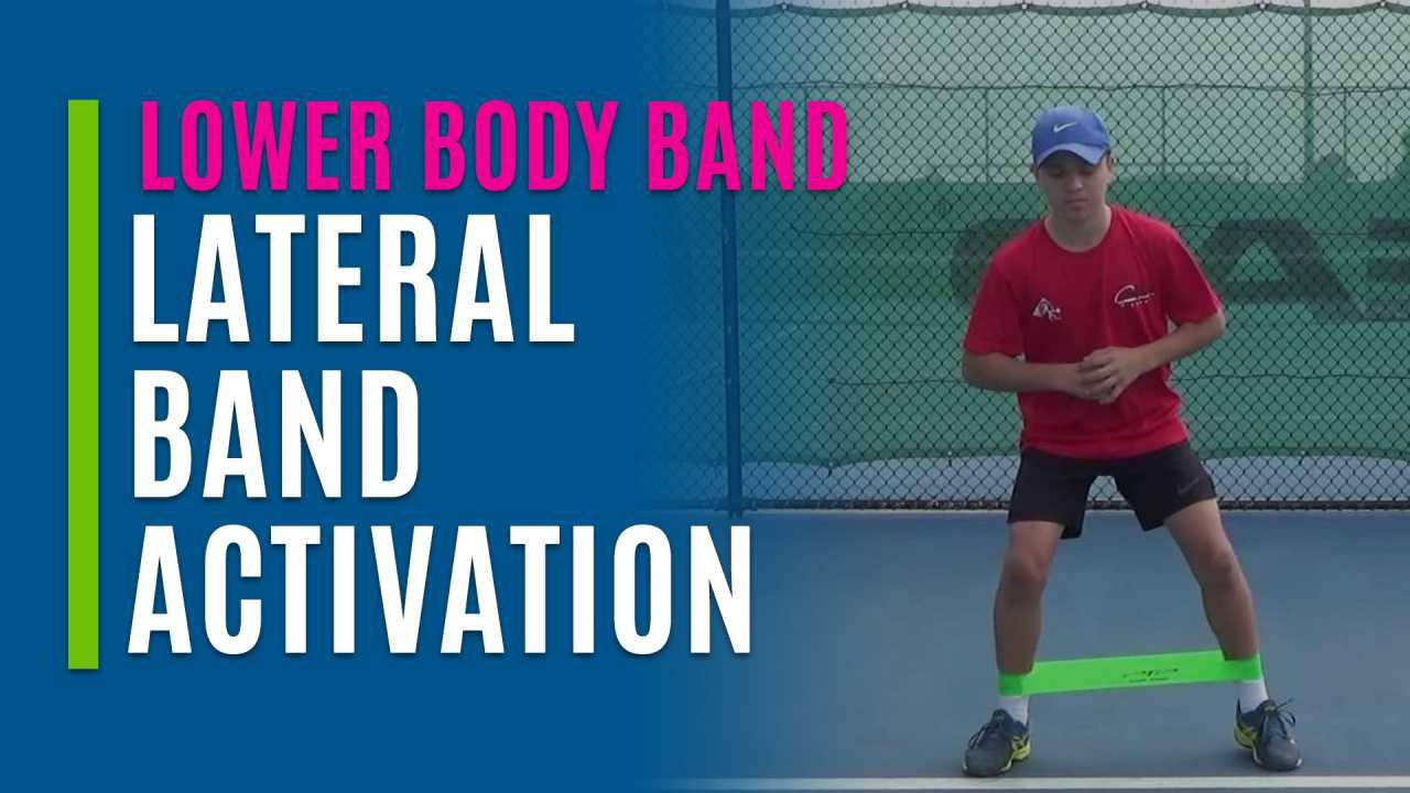 Lateral Band Activation