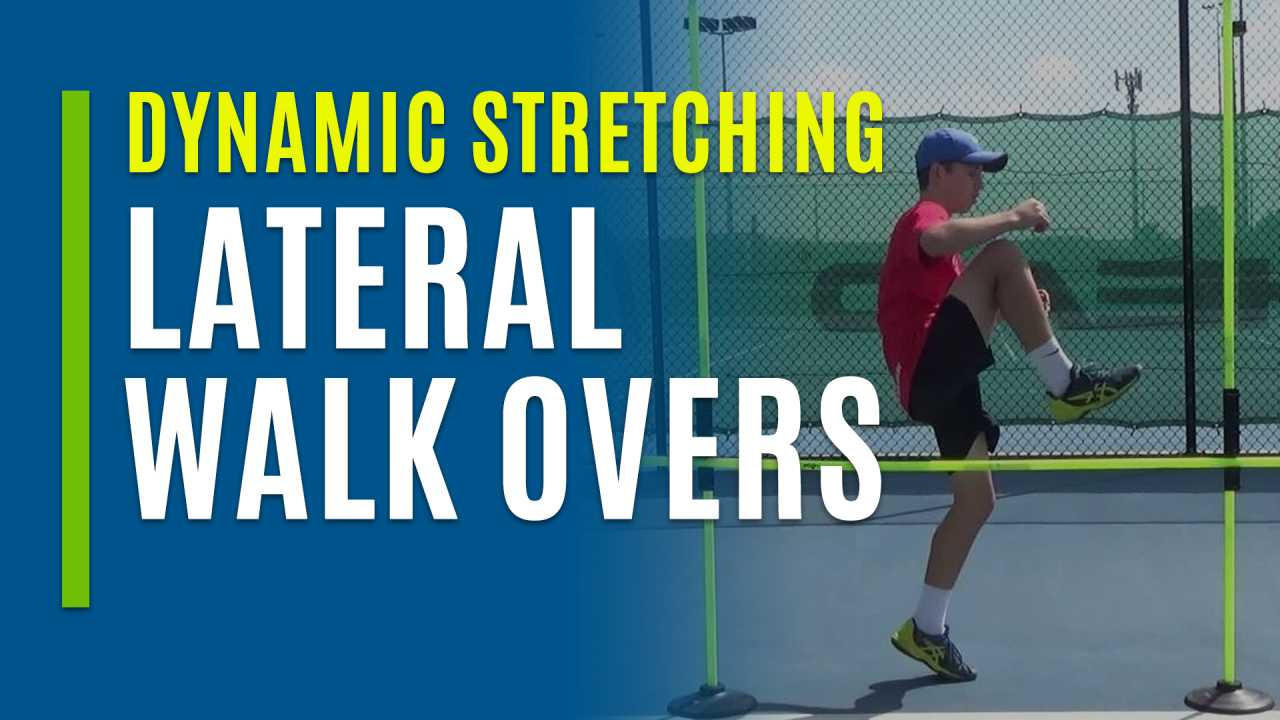 Lateral Walk Overs