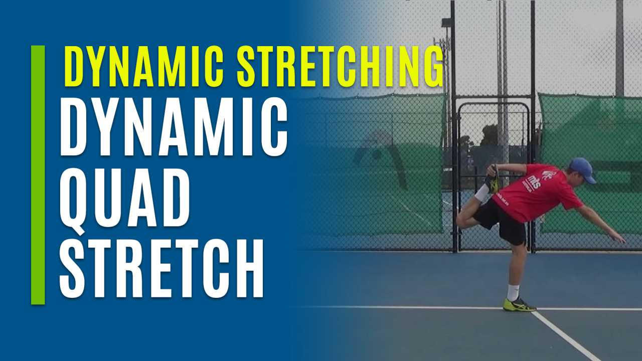 Dynamic Quad Stretch