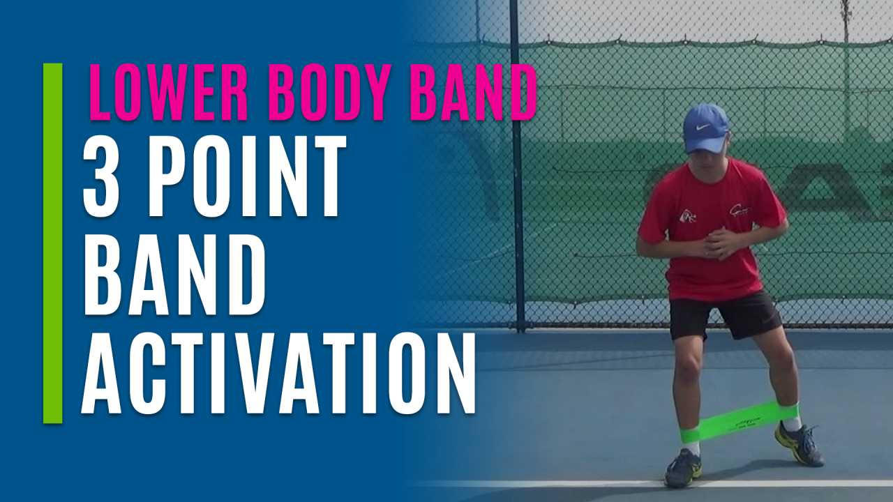 3 Point Band Activation