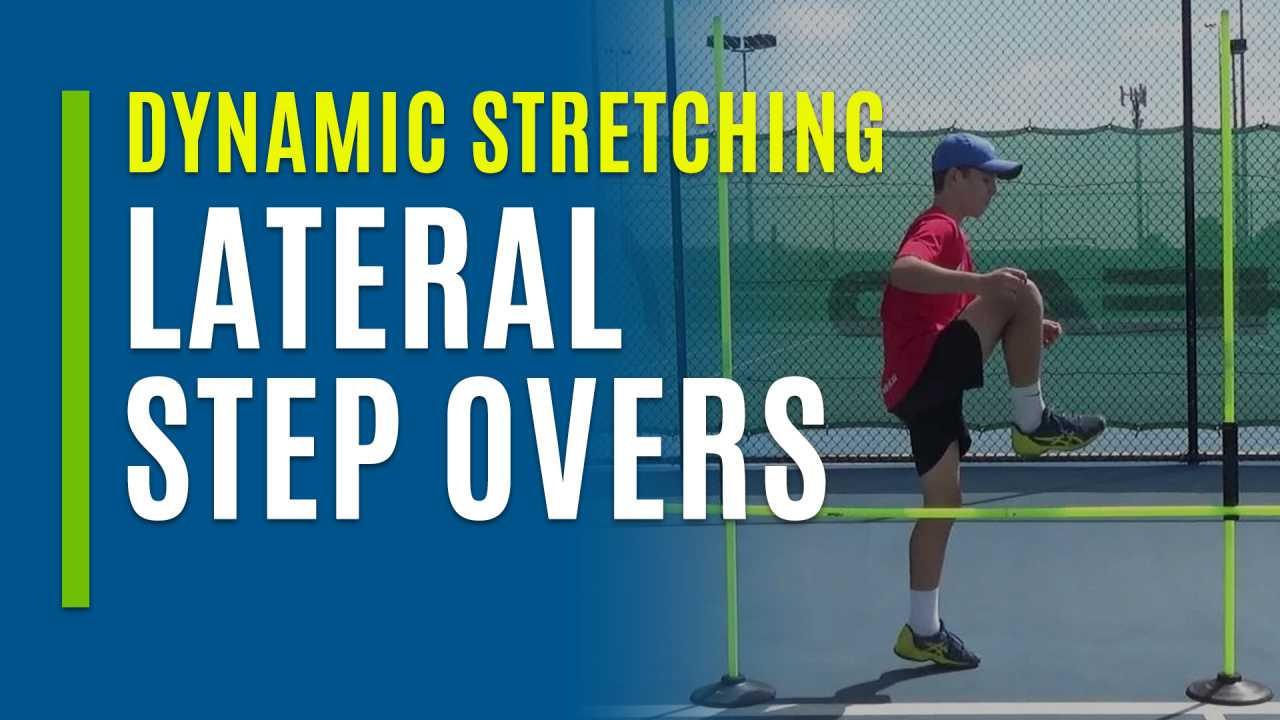 Lateral Step Overs