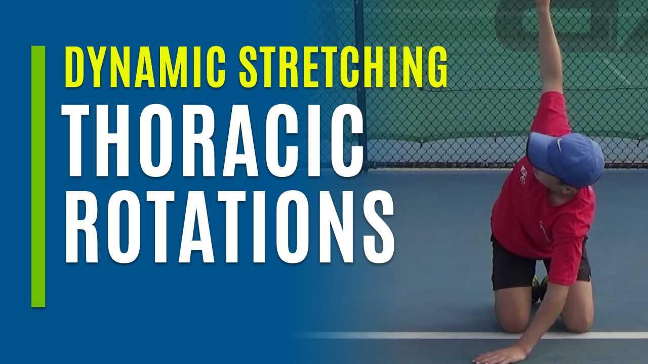 Thoracic Rotations