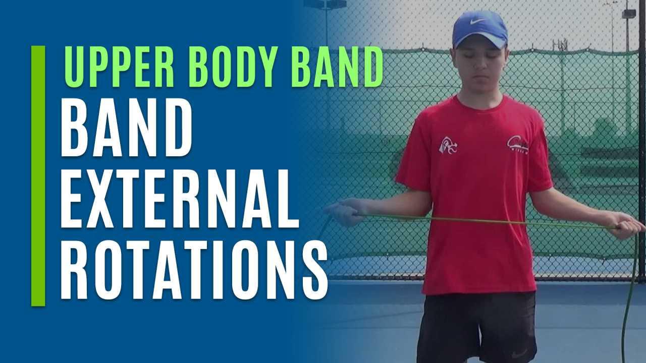 Band External Rotations