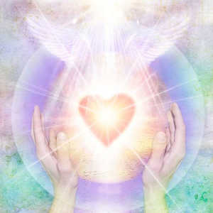 Energy healing gets us into loving alignment so we can lift past traumas.