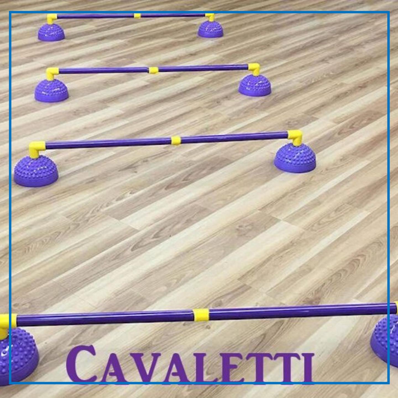 TotoFit (Cavaletti – Set of 4)