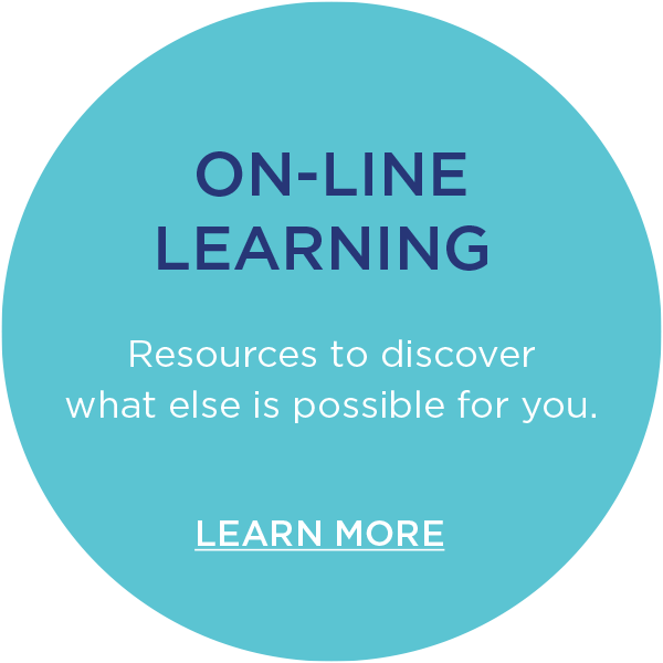 Online Learning Resources Learn More Button