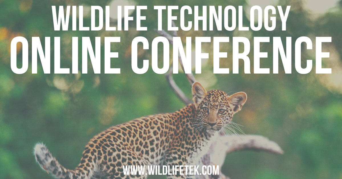 Wildlife Technology Online Conference