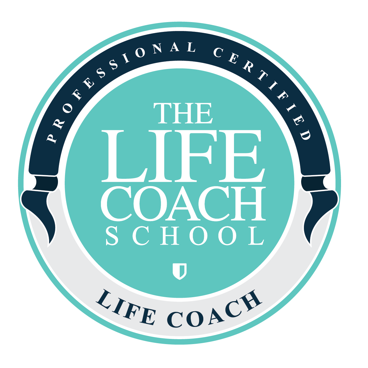 Professional Certified Life Coach badge