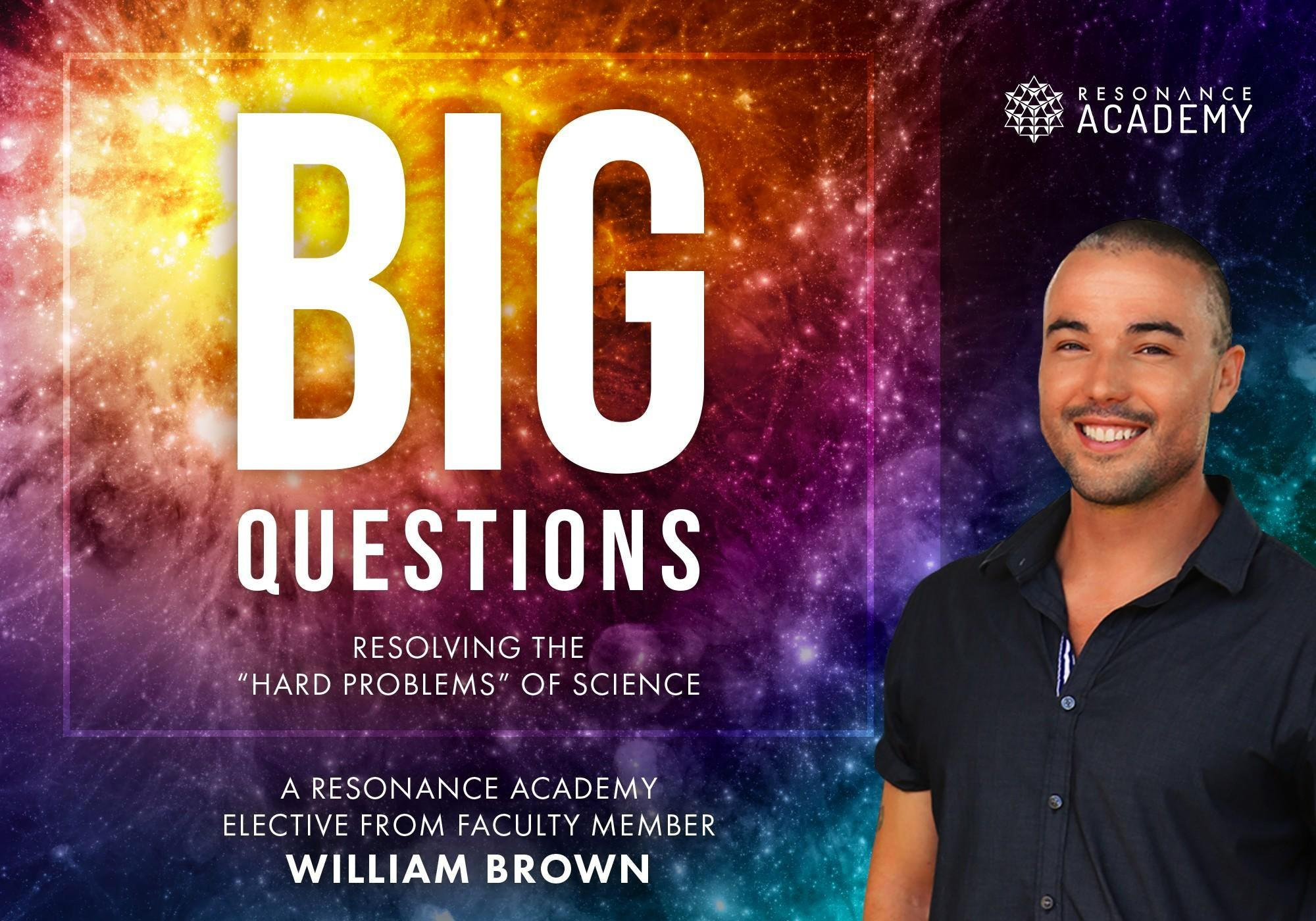 Big Questions - William Brown
