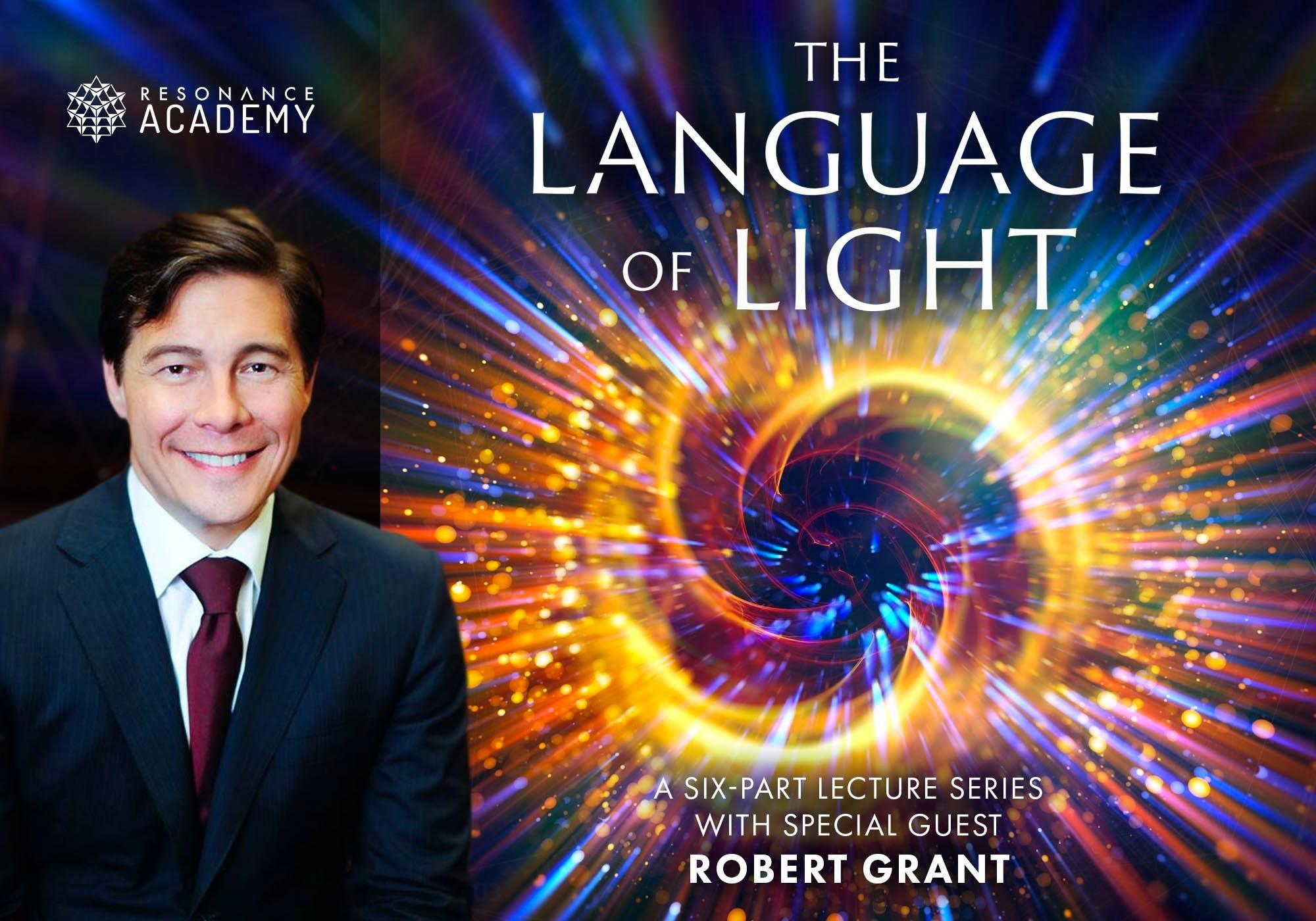 The Language of Light - Robert Edward Grant