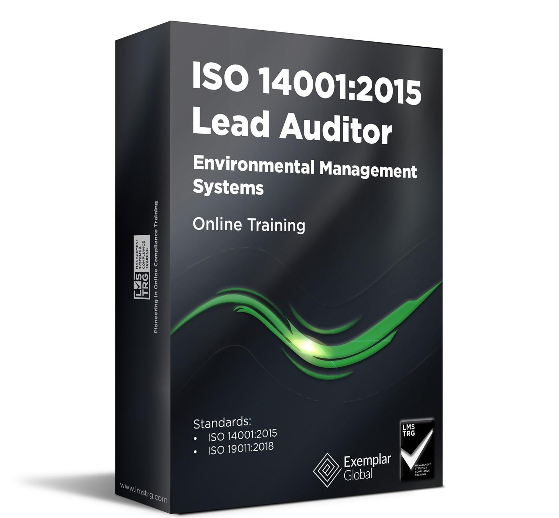 ISO 14001 External Lead Audit Training Online