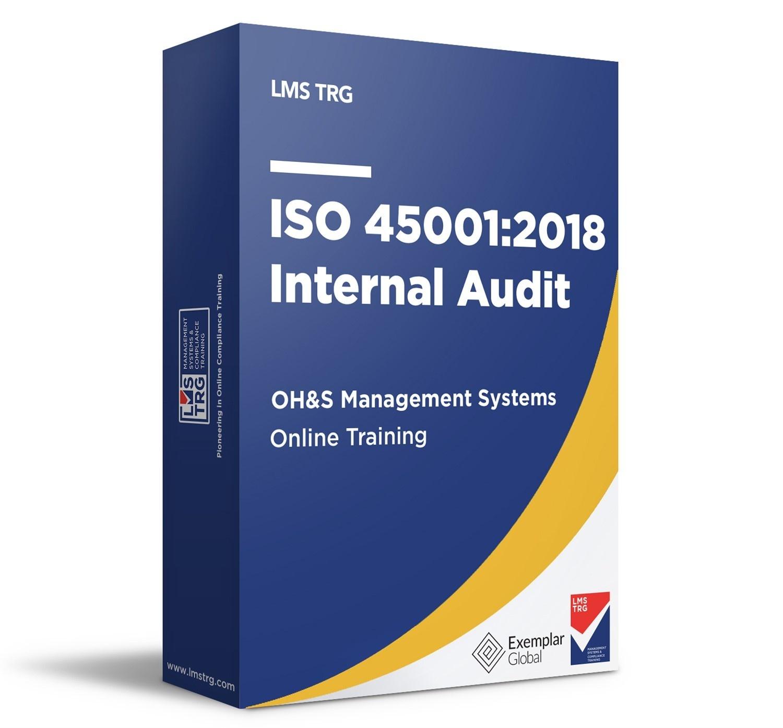 ISO 45001 Internal Audit Training Online