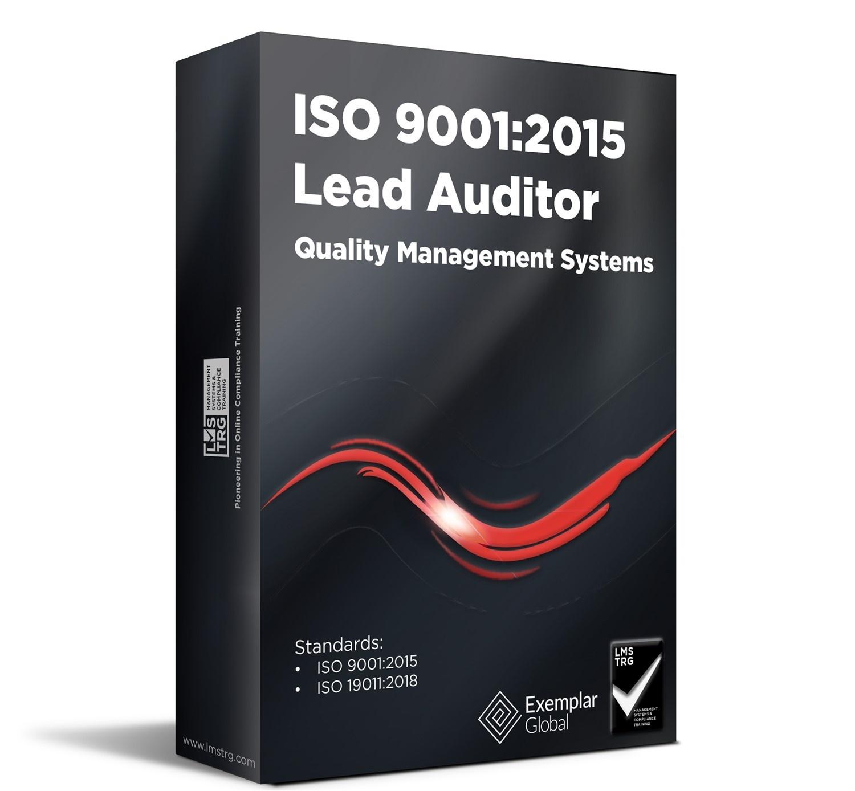 ISO 9001 External Lead Audit Training Online