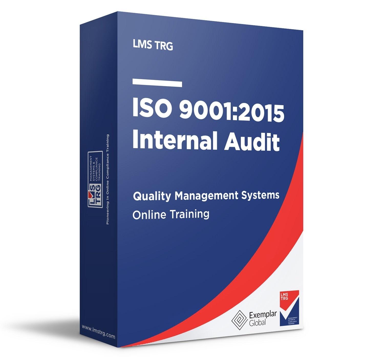 ISO 9001 Internal Audit Training Online