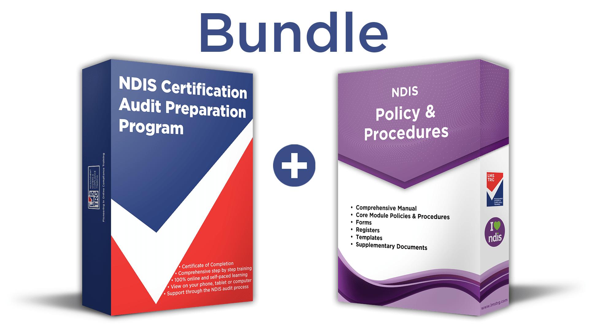 NDIS Core Module Bundle NDIS Registration Training and Template