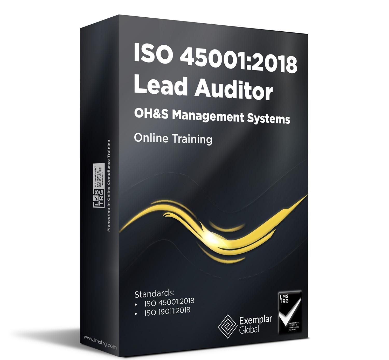 ISO 45001 External Lead Audit Training Online