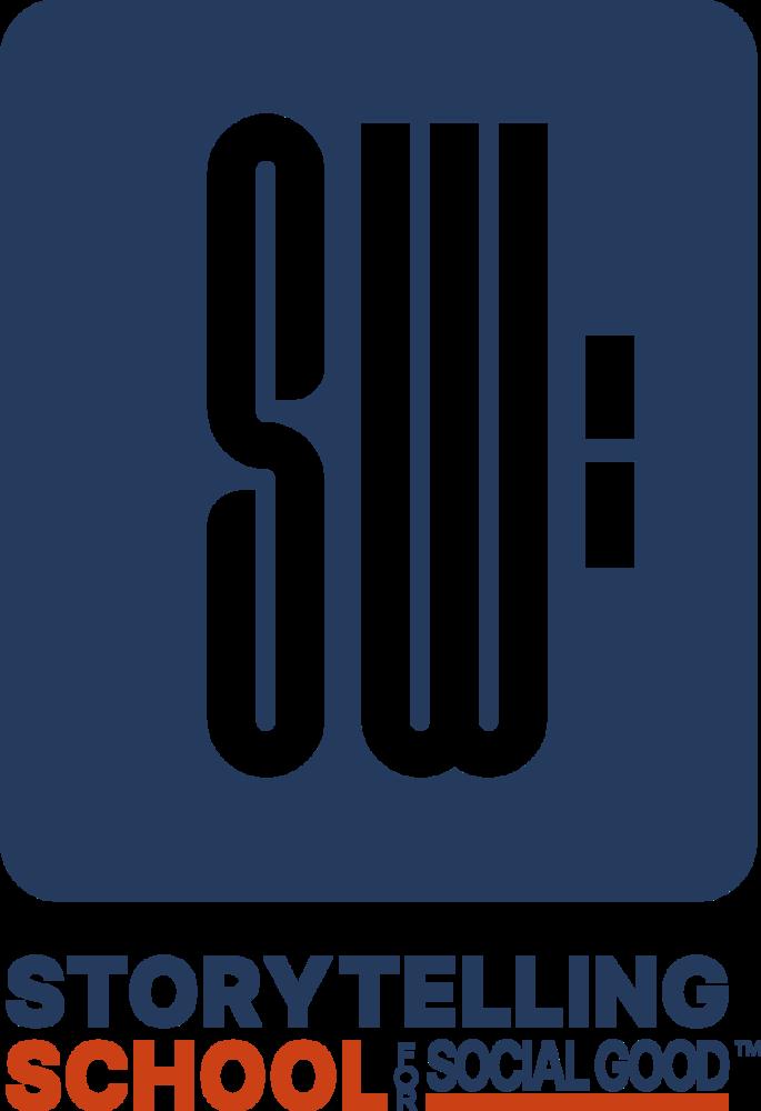 Storm Warriors Media Foundation: Storytelling School for Social Good logo
