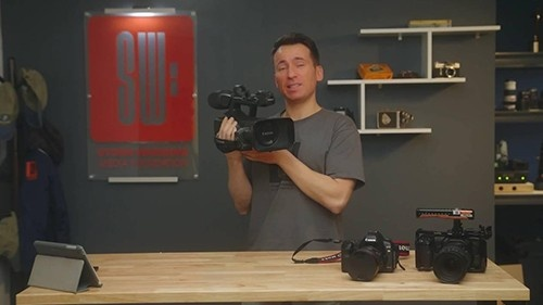 Storm Warriors Media Foundation: Digi Camera, large & small camera basics