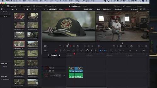 Storm Warriors Media Foundation: DaVinci Resolve