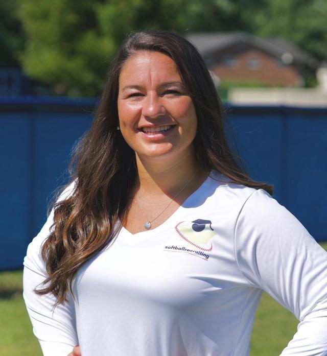 Rachel Colemane Softball Coach