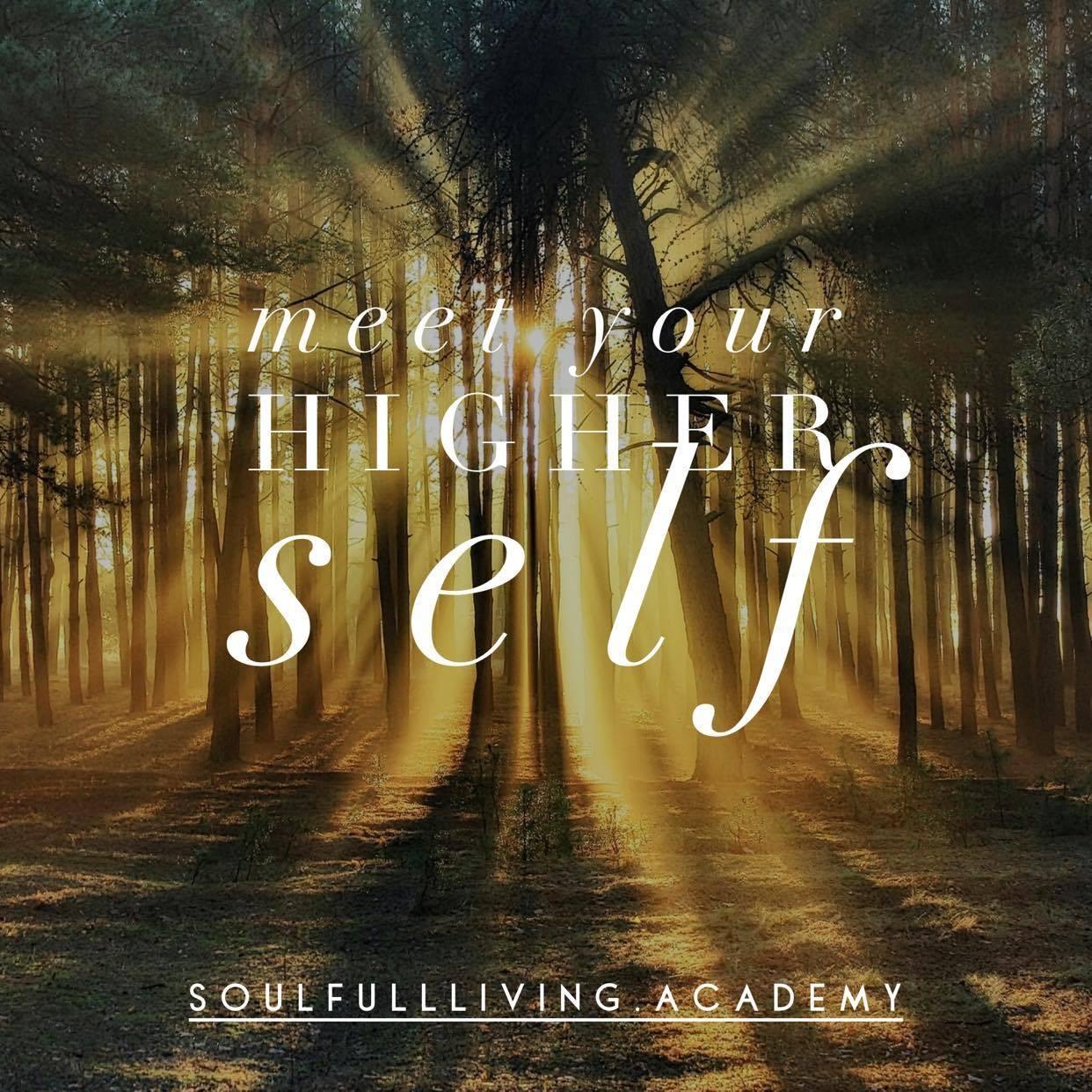 Meet your higher self image