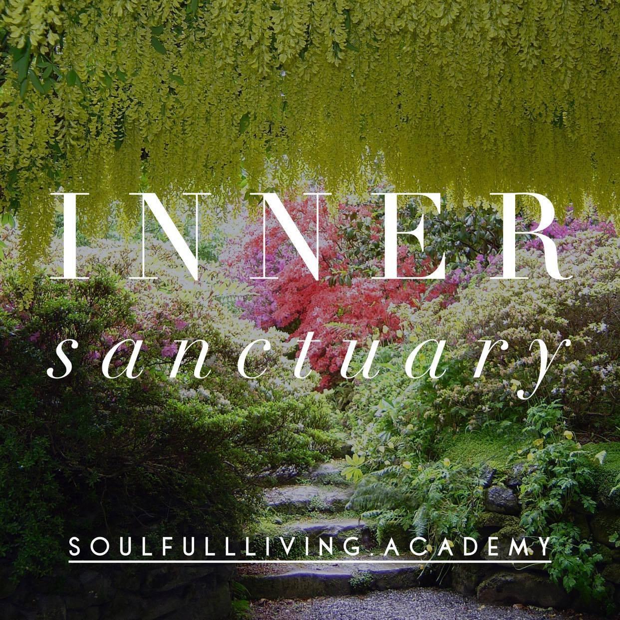 Inner Sanctuary meditation image
