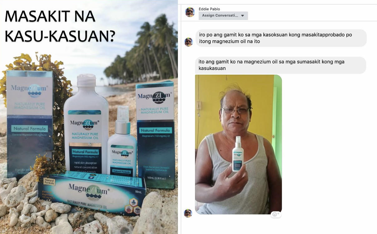 Willie Ong Magnesium