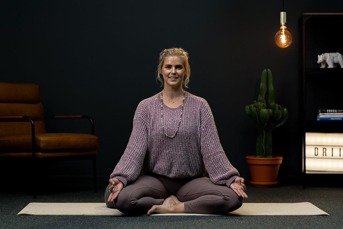 Eva Estlander Meditaatio
