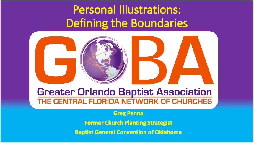 Personal Illustrations:Defining the Boundaries PPT