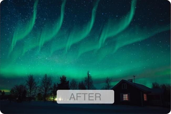 aurora brushes